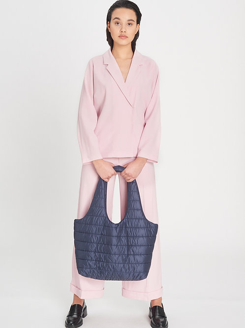 Blazer Top pink