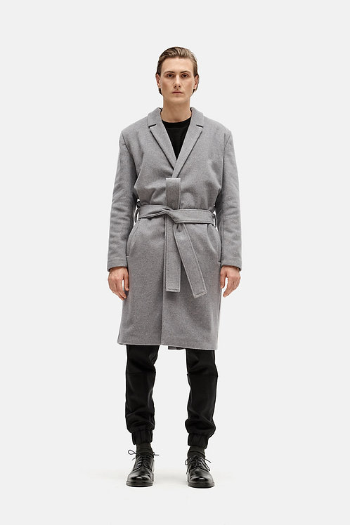 Wool belted coat was 630€ is now