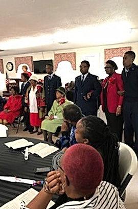Sunday Church Worship