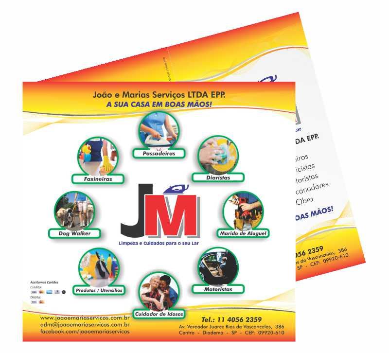 JM 21x20cm - 4x4 cores - 1 dobra couche