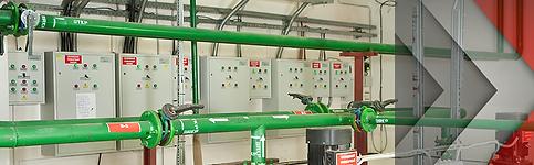Обслуговування інженерних комунікацій - це одна з тих послуг, які надає для будинків компанія ТОВ УК «Корабельний».