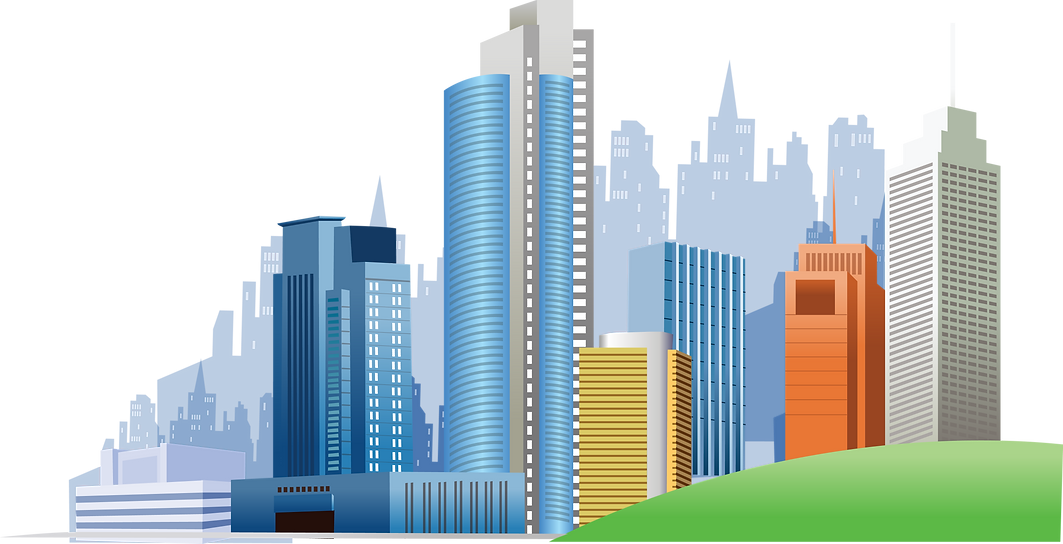 png-city-vector-