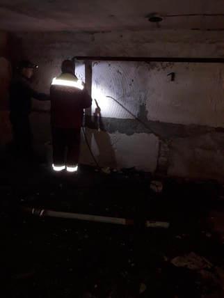 3  Майстрами ТОВ УК «Корабельний» був виконаний ремонт аварійної труби холодного водопостачання в житловому будинку за адресою вулиця Райдужна 32 ( 1 під'їзд).jpg