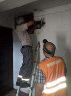 Електромонтерами ТОВ УК «Корабельний» був виконаний ремонт електрообладнання в житловому будинку за адресою: провулок 1-й Молодіжний,41.jpg