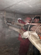 В рамках поточного ремонту наші робітники виконали часткову заміну аварійних труб каналізації в будинку за адресою вулиця Знаменська, 433.jpg