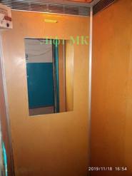 роботи по наведення порядку в машинних приміщеннях, а також приступили і до установки дзеркал в купе-кабінах.