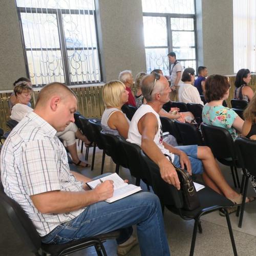 тематичні семінари для голів правлінь ОС