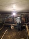 Слюсарі сантехніки виконують згідно договору гідравлічну промивку систем центрального опалення в будинку по вулиці Вокзальна 61,який керується ОСМД3.jpg
