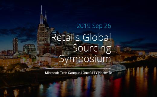 Global Retail Sourcing Symposium | Nashville TN | United States