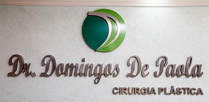 Logo da Clínica Domingos De Paola de Cirurgia Plástica