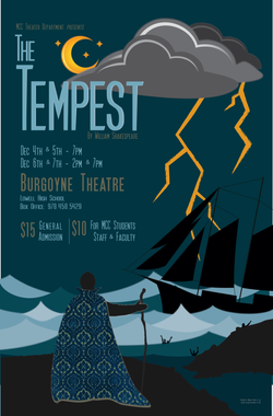 Theater Poster Advertisement
