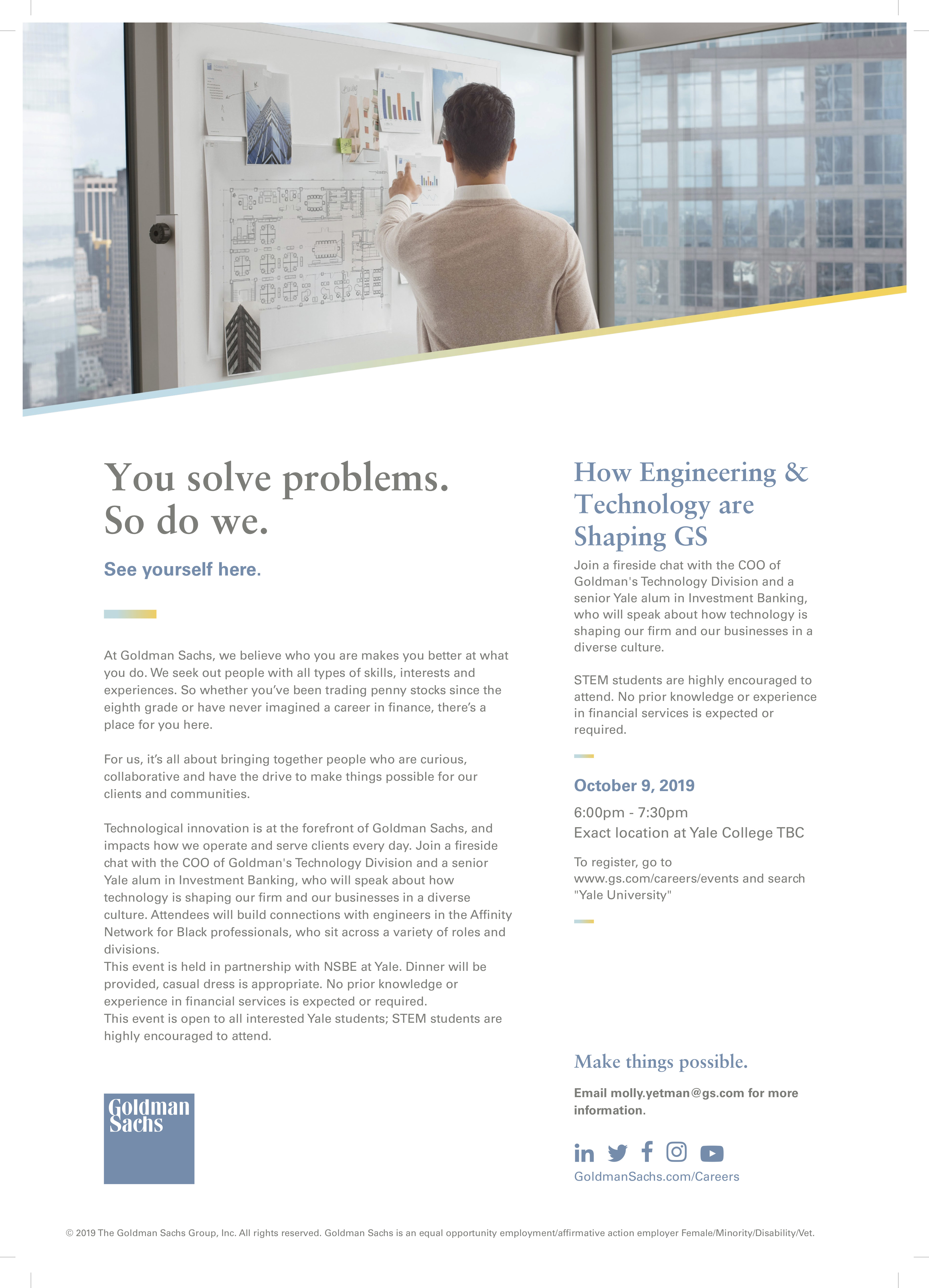 Goldman Sachs Opportunity