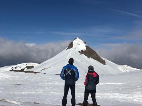 Pic d'Arlás (2.044 m.) desde La Contienda