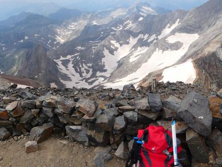 ¿Conoces las nociones básicas de Supervivencia en la montaña?