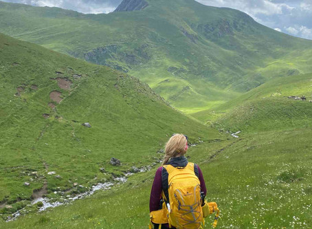 Otsogorrigaina  (1.920 m) desde Mintxate