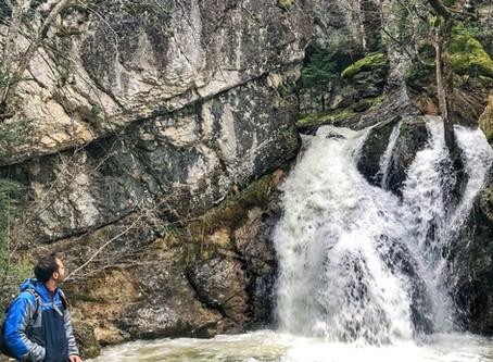 Circular Cascada de Belabarce y Cueva del Ibón desde Isaba