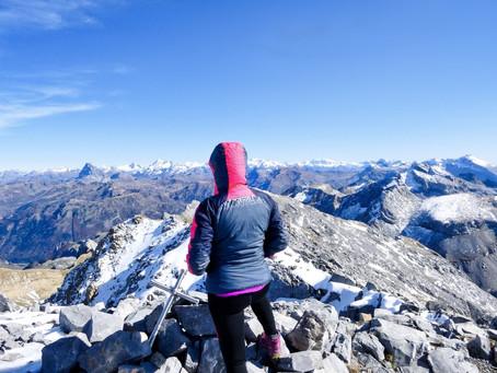 Bisaurin (2.670 m) desde Lizara
