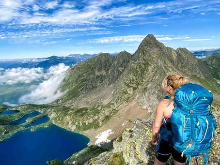 Pico Salvaguardia (2.736 m) desde Hospice de France
