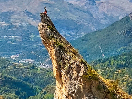 Pico e Ibon de Catieras (pasando por el Dedo de Yenefrito)