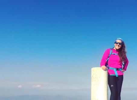 Pico Saioa (1.418m) desde Venta Quemada