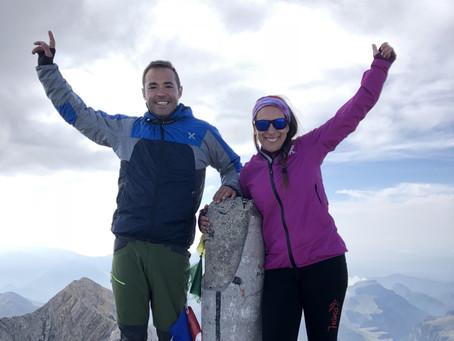 Monte Perdido(3.355m) - Día 2: Goriz-Monte Perdido-Ordesa