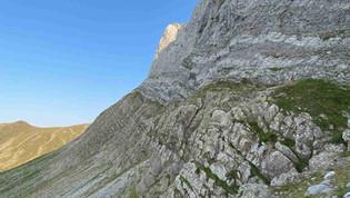 Peñaforca (2.390 m) desde Parking Taxeras
