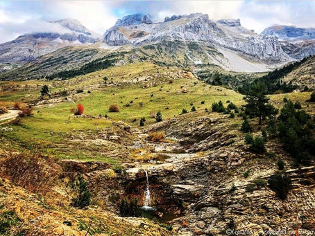 Pico Aspe (2.645m) desde Valle de Aisa