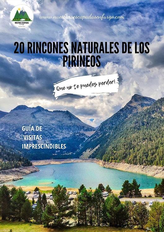 20 Rincones Imprescindibles de los Pirin