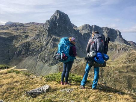 Como preparar la mochila para un trekking y no morir en el intento