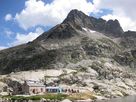 Refugio de Arremoulit