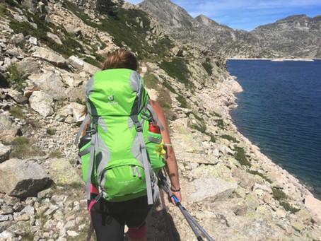 CARROS DE FOC: Etapa 5: Refugio Josep María Blanc - Refugio de Colomina - Refugio Estany Llong