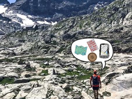 Como orientarse en la montaña y no perder nunca el Norte