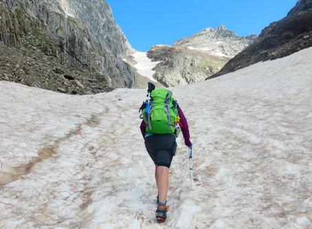 Posets (3.369 m) desde Refugio Ángel Orús. ETAPA 2: Travesía Circular de los 3 Refugios del Posets
