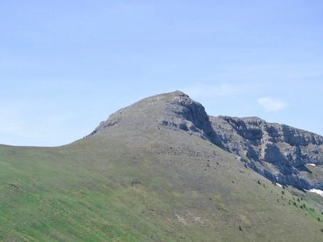 Lizara - Mesola (2.177m) - Jasa