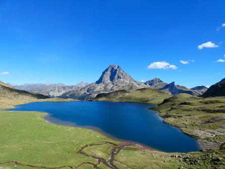 Pic d'Ayous (2.288 m) y Lacs de Ayous desde Astún