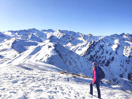 Montcorbison (2.172 m) desde Bassa d'Oles
