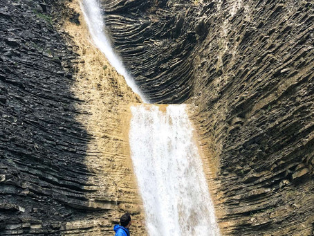 Cascada Orós Bajo