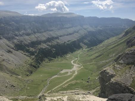 Monte  Perdido (3.355m) - Día 1: Pradera de Ordesa - Refugio de Goriz