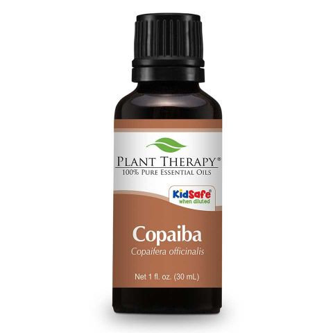 Copaiba Essential Oil- Food Grade 30ml (Copaifera officinalis) (GST inc)