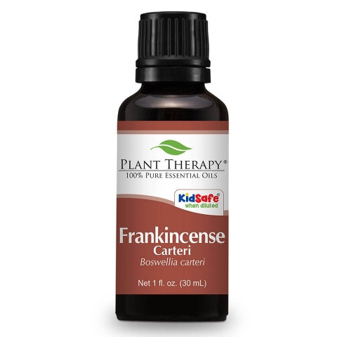 Frankincense Essential Oil (Boswellia Carter) - Food Grade 30ml (GST inc)