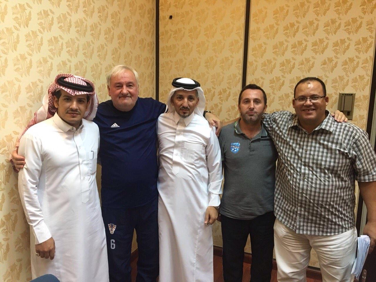 Al Nahda | Mladen Frančić / Profesional Football Coach