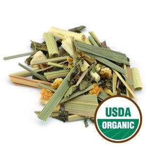 Organic Lemon Grass Ginger Tea
