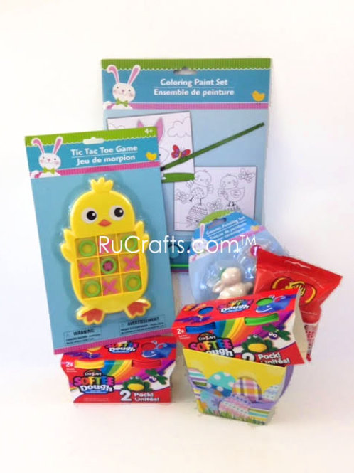 Easter Basket for Some Bunny Special