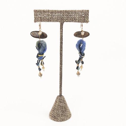 Blue tone Freshwater Pearls