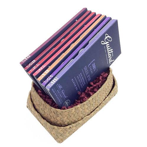 E. Guittard - Chocolate Bar Basket