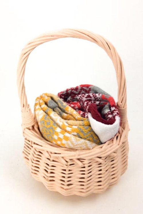 Daily double solemate basket
