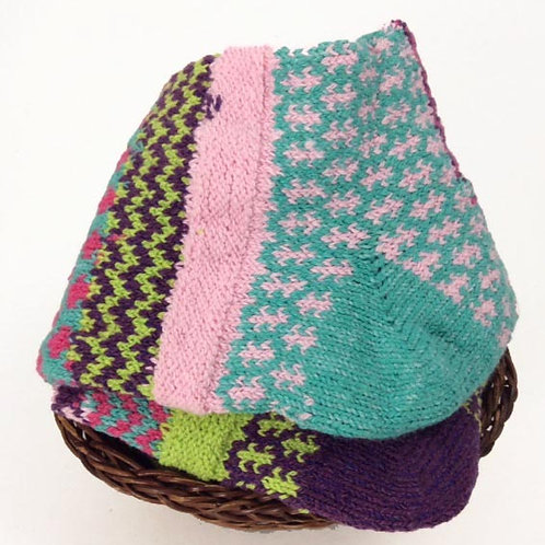 A Perfect Match solemate sock basket