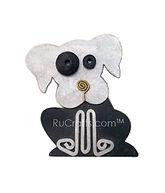 jewelry pin metal dog - new.jpg