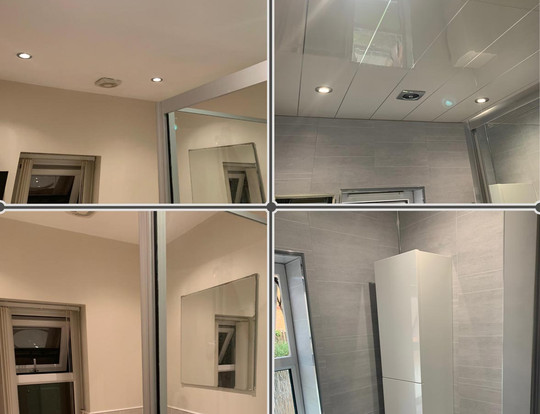 Before and After Bathroom Refurb