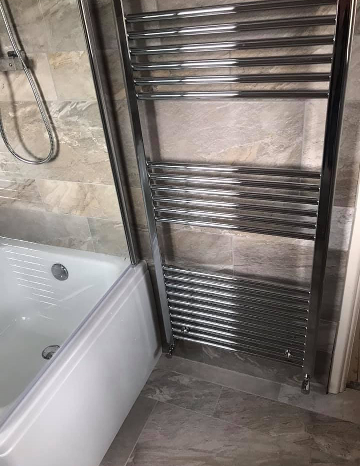 Large Towel Radiator
